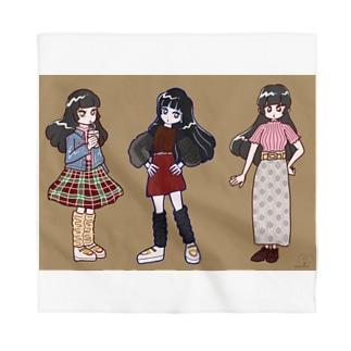ミミちゃんファッション Bandana