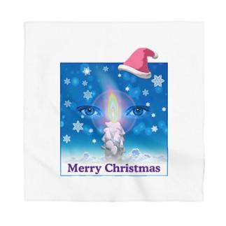 メリークリスマス Bandana