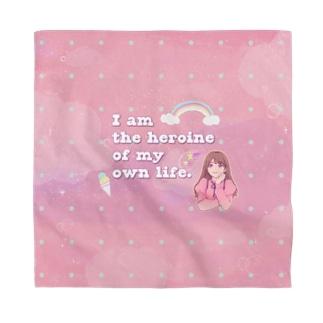 I am the heroine of my own life. Bandana