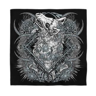 BLACKINK のTAROT - THE MOON. Bandana