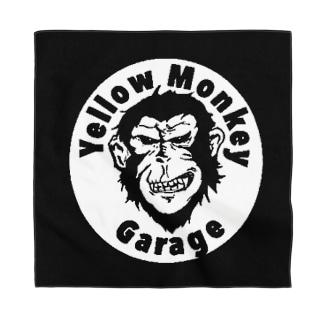 Yellow Monkey Garage グッズ Bandana