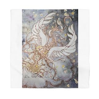 星屑の帳の天使 Bandana