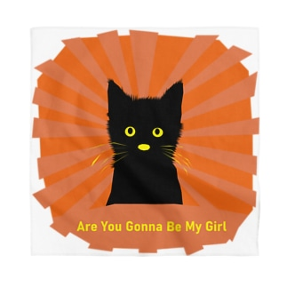 Are You Gonna Be My Girl 002 Bandana