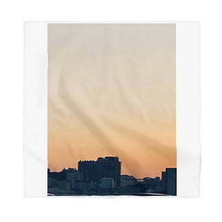 sunset Times Bandana