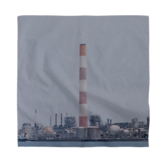 Industrial chimney Bandana