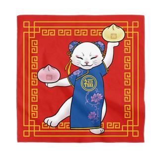 中華料理屋の看板猫 Bandana