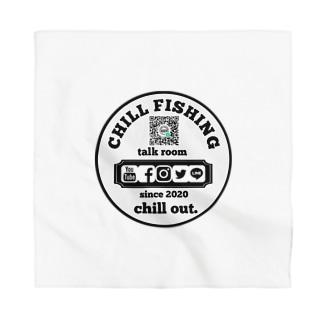 chill  fishing Bandana