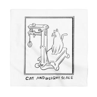 CAT and SCALE Bandana