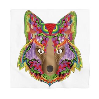 オオカミ-2 Bandana