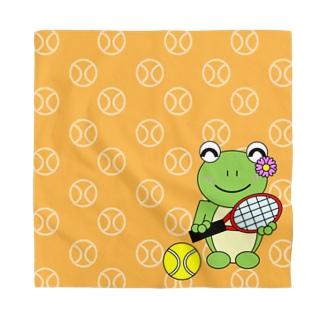 テニス×かえるさん Bandana