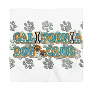 CALIFORNIA DOG CLUB Bandana