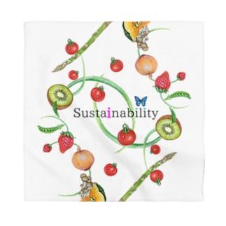 Sustainability Bandana