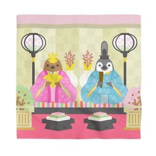 ペンギンひな祭 Bandana