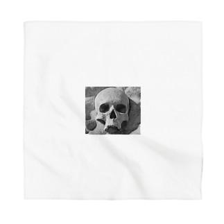 the  skull Bandana