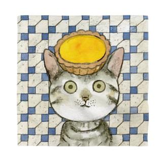 小野寺 光子 (Mitsuko Onodera)のエッグタルト猫 Bandana