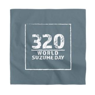 SUZUME DAY 320 Bandana