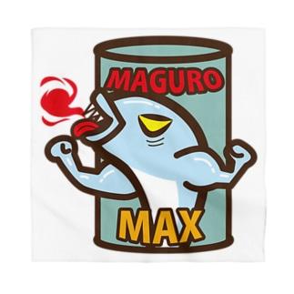 マグロマックス缶詰 Bandana