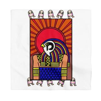 エジプト神様とメジェド様 Bandana