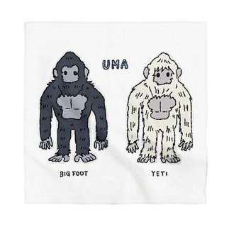 UMA ビッグフット&イエティ Bandana