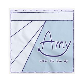 Amy under the blue sky Bandana