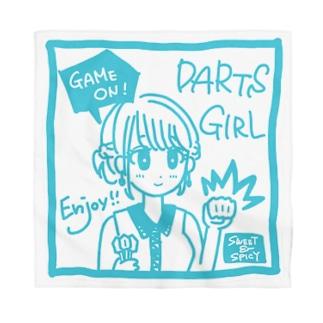 GAME ON! 【SWEET LIGHTBLUE】 Bandana