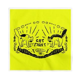 🥟喧嘩する猫🥟 Bandana