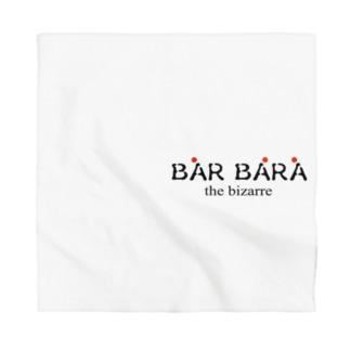 バルバラロゴシリーズ Bandana