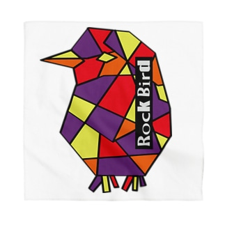 Rock鳥 Bandana