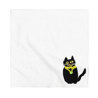エジプトの黒猫ちゃん Bandana