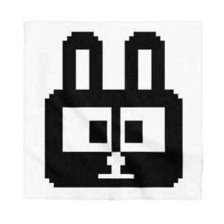 ウサギ Bandana