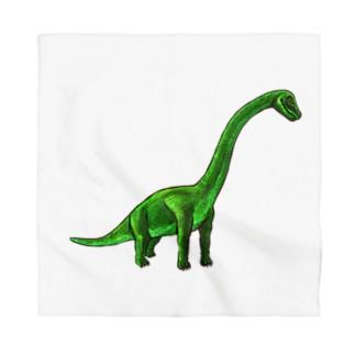 ブラキオサウルス Bandana