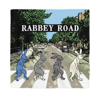 RABBEY ROAD Bandana