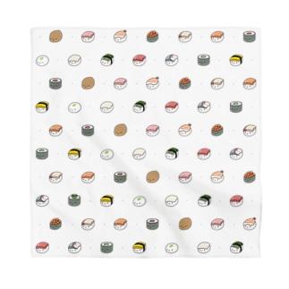 寿司ゆき大集合🍣🍣🍣 Bandana