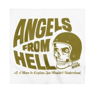 ANGELS FROM HELL Bandana