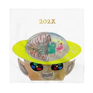 【明るめ】【ちょい上め】NEW OLYMPIX『202X』 Bandana