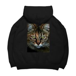 CAT Big Hoodies