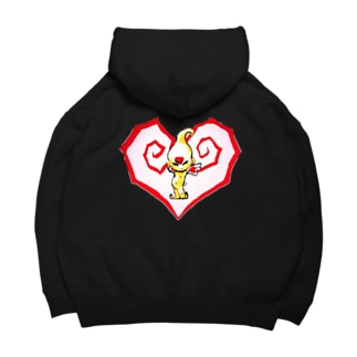 Heart of angel Big Hoodies