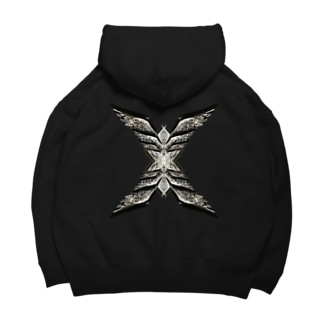 1st Shunzo's boutique のunknown Big Hoodies