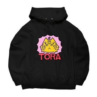 虎TORA Big Hoodies
