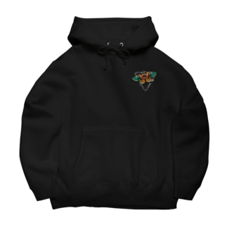 710のMOTHer Big Hoodies
