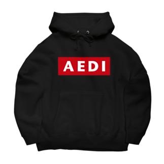 AEDI Big Hoodies
