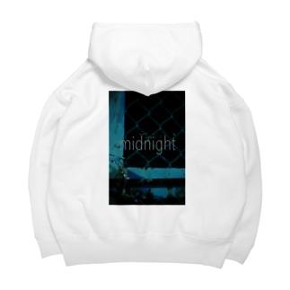 midnight Big Hoodies