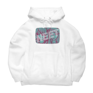 超NEETパーカー Big Hoodies