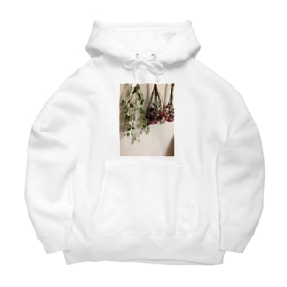 dry flower Big Hoodies