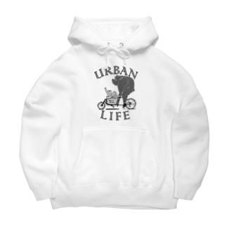 """""""URBAN LIFE"""" #1 Big Hoodie"""