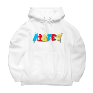 AIUFES2021のAIUFES2021 big hoodie 1 Big Hoodie