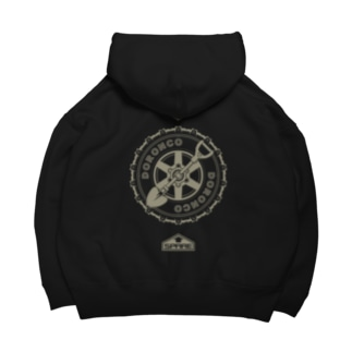 Spare Tire Big Hoodies
