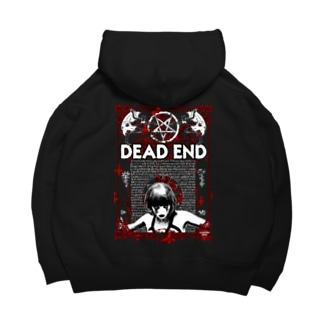 DEAD END Big Hoodies