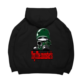 Toy.The.monster's-AK Big Hoodies