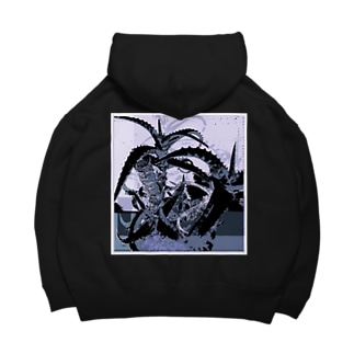 アロエ2 Big Hoodies